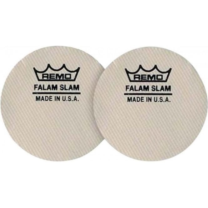 "Remo Falam Slam for Single Pedal Pack of 2 (4"")"