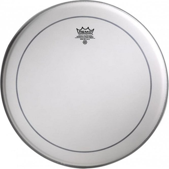 Remo Pinstripe Coated Drum Heads