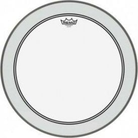 Remo Powerstroke 3 Clear Bass Drum Heads