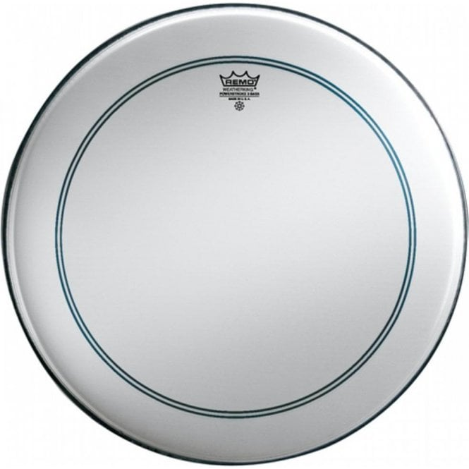 Remo Powerstroke 3 Coated Bass Drum Heads