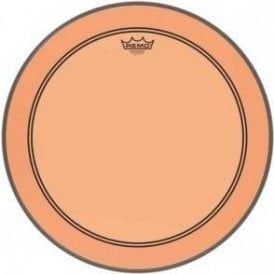 Remo Powerstroke 3 Colortone Orange Bass Drum Heads