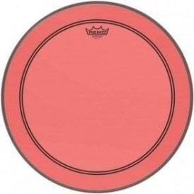 Remo Powerstroke 3 Colortone Red Bass Drum Heads