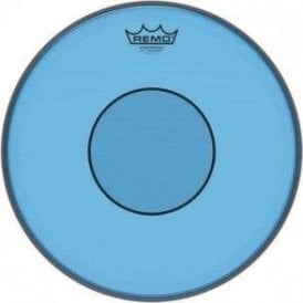 Remo Powerstroke 77 Blue Colortone Drum Heads