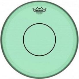 Remo Powerstroke 77 Green Colortone Drum Heads