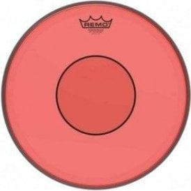 Remo Powerstroke 77 Red Colortone Drum Heads