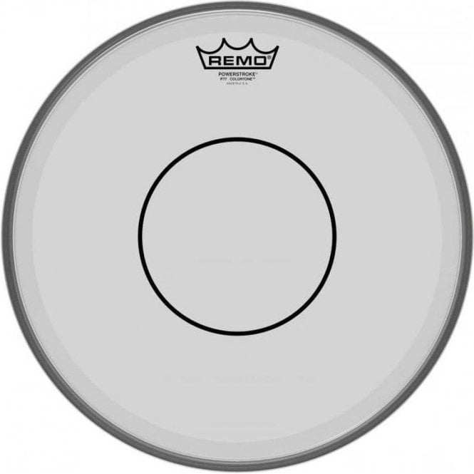 Remo Powerstroke 77 Smoke Colortone Drum Heads