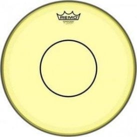 Remo Powerstroke 77 Yellow Colortone Drum Heads