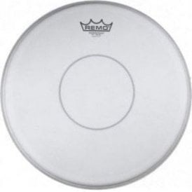 Remo Powertstroke 77 Coated With Clear Dot Drum Heads