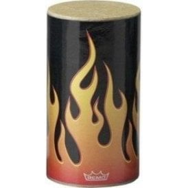 "Remo Shaker Bossa 4""x2.25"" Flame Finish"