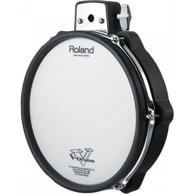 Roland PDX100 Dual Zone Mesh Head Trigger Pad | Buy at Footesmusic