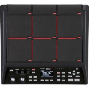 Roland SPD-SX Sampling Pad | Buy at Footesmusic