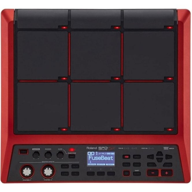 Roland SPDSXSE Special Edition Sampling Multi Pad