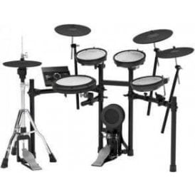 Roland TD17KVX Electronic Drum Kit & Extras Bundle | Buy at Footesmusic