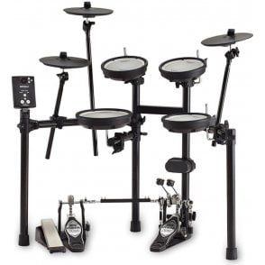 Roland TD1DMK V-Drum Electronic Drum Kit + Extras Bundle