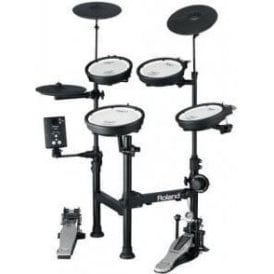 Roland TD1KPX Portable Electronic Drum Kit + Extras Bundle