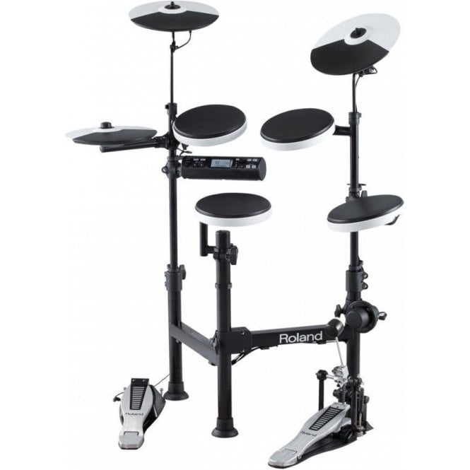 Roland TD4KP Portable Electronic Drum Kit & Extras Bundle