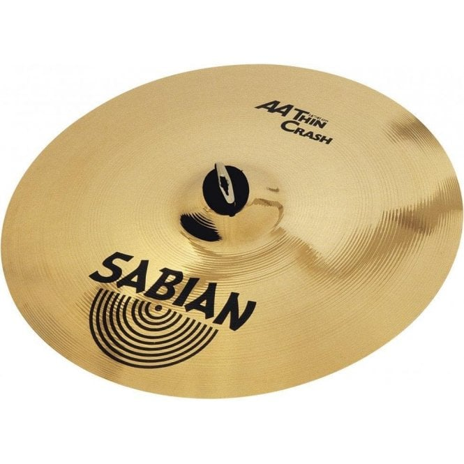 "Sabian AA 21606 16"" Thin Crash Cymbal 