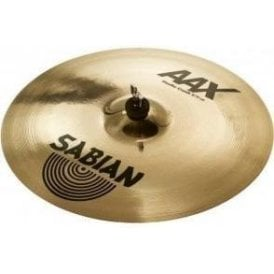 "Sabian AAX 16"" Studio Crash Cymbal"