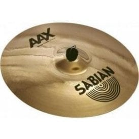 "Sabian AAX 17"" Stage Crash Cymbal"