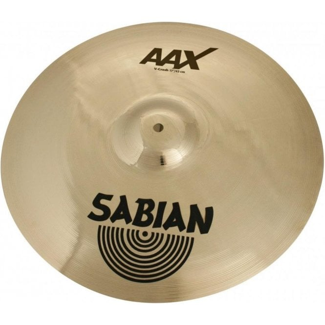 "Sabian AAX 17"" V Crash Cymbal"