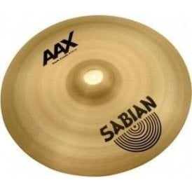 "Sabian AAX 19"" Dark Crash Cymbal"