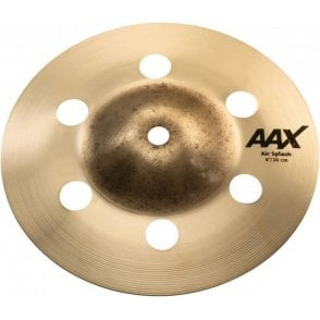"Sabian AAX 20805XA 8"" Air Splash Cymbal 