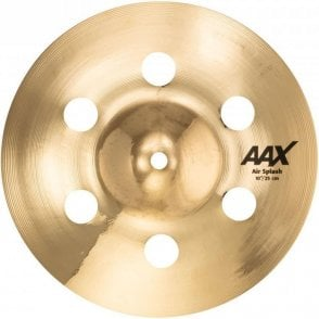 "Sabian AAX 21000XN 10"" O Zone Splash Cymbal 