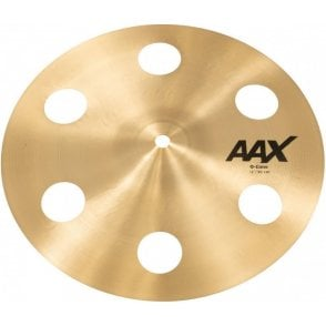 "Sabian AAX 21200XN 12"" O Zone Splash Cymbal 