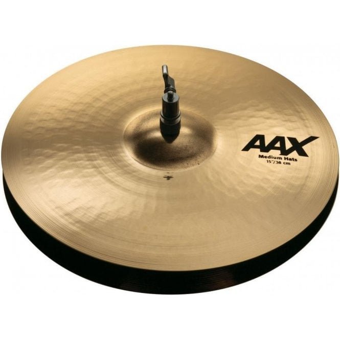 "Sabian AAX 21502XCB 15"" Medium Hi Hats 