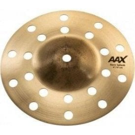 "Sabian AAX 8"" Aero Splash Cymbal - Brilliant Finish"