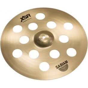 "Sabian XSR 16"" O-Zone Crash Cymbal"