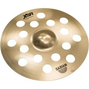 "Sabian XSR 18"" O-Zone Crash Cymbal"