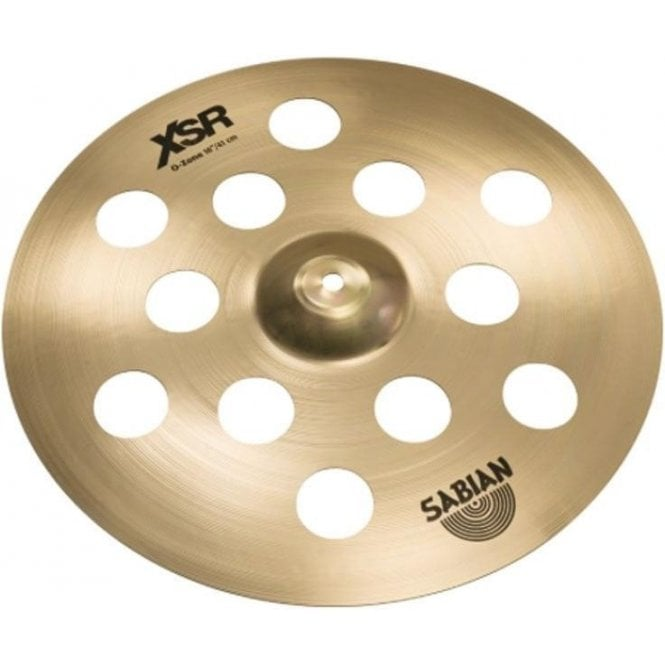 "Sabian XSR XSR1600B 16"" O-Zone Crash Cymbal 