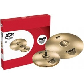 "Sabian XSR XSR5011B 14"" First Pack 