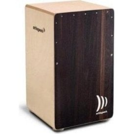 Schlagwerk Cajon 2 in One Dark Oak CP408 | Buy at Footesmusic