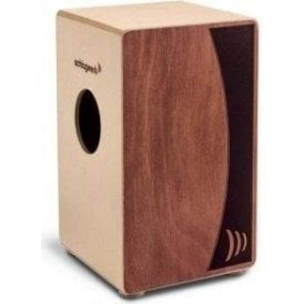 Schlagwerk Cajon Agile Dual Red CP555 | Buy at Footesmusic