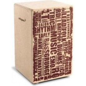 Schlagwerk Cajon X-One Styles CP130 | Buy at Footesmusic