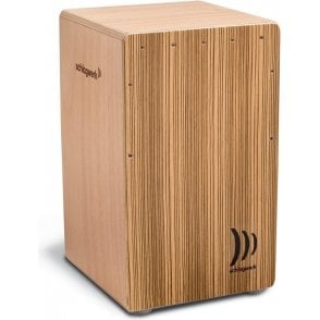 Schlagwerk Cajon Zebrano CP4011 | Buy at Footesmusic