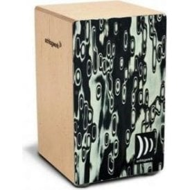 Schlagwerk CP4017 Cajon - Black Eyes