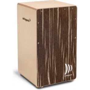 Schlagwerk CP562ST Cajon - Agile Pro Cappuccino Soft Touch