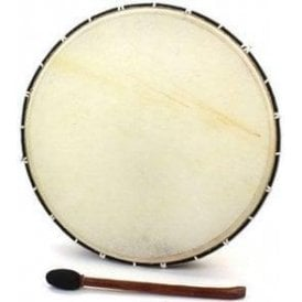 "Shamanic Drum - Extra Large 18"" Including Mallet"