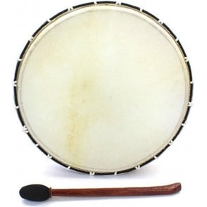 "Shamanic Drum - Large 15"" Including Mallet"