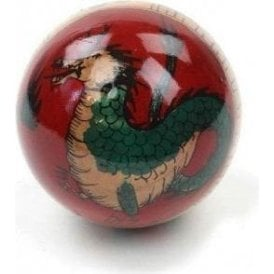 Small Dragon Illustrated Shaker Ball