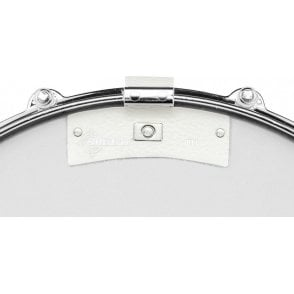 Snareweight M1BWHT White | Buy at Footesmusic