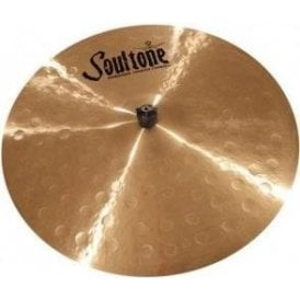 "Soultone 16""  Heavy Hammered Light Crash Cymbal"