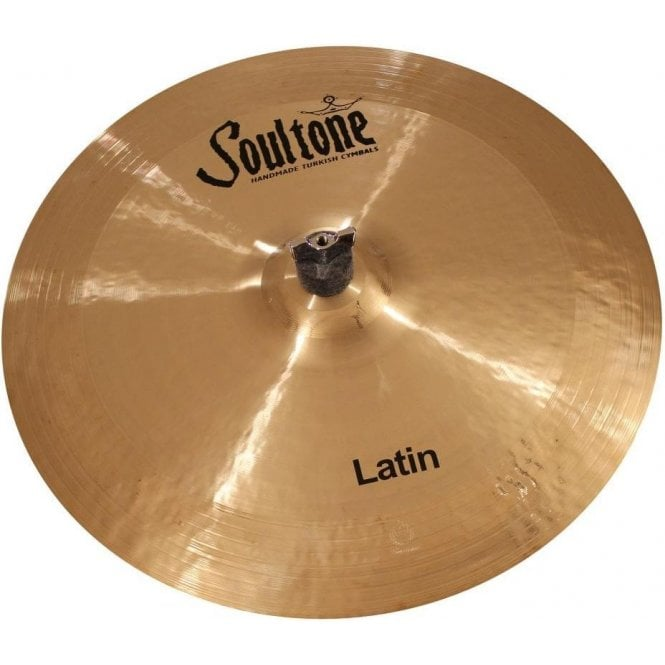 "Soultone 17"" Latin Crash Cymbal"