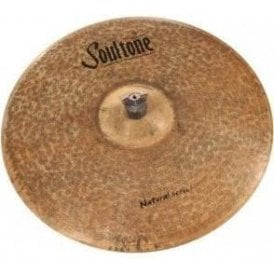 "Soultone 17""  Natural Crash Cymbal"