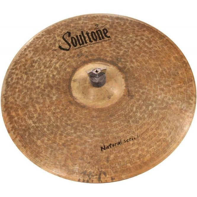 "Soultone 18""  Natural Crash Cymbal"