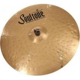 "Soultone 20""  Heavy Hammered Ride Cymbal"