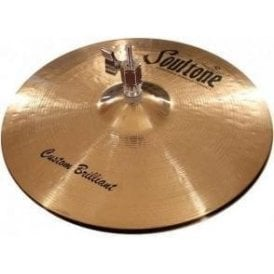 "Soultone Custom Brilliant 10"" Hi Hat Cymbals (pair)"